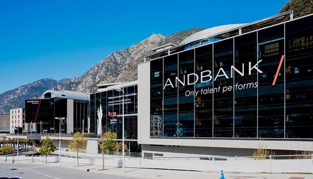 Oficines d'Andbank.
