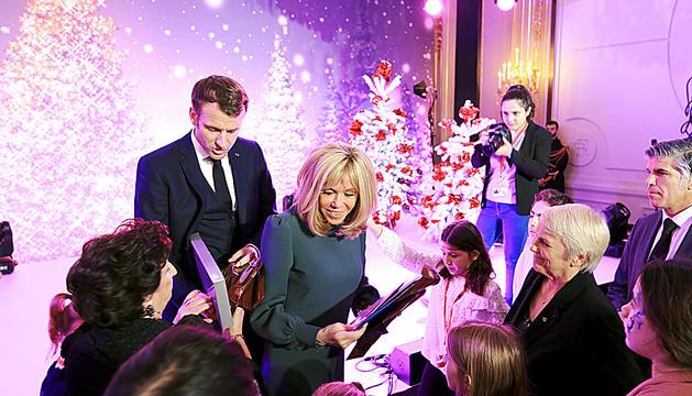 Els Petits Cantors fan un concert de Nadal a l'Elisi