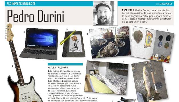 Els imprescindibles de Pedro Durini