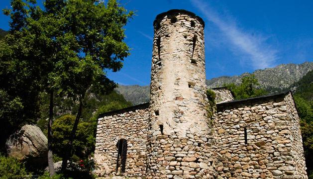 L'església romànica