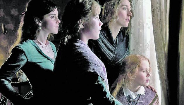 Fotograma de l'última versió de 'Mujercitas'