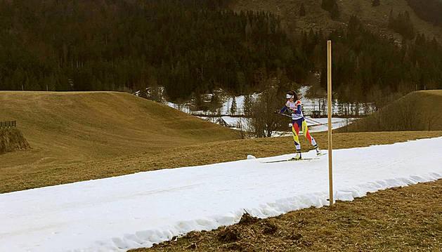 Carola Vila a St. Ulrich