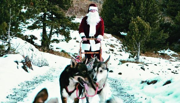 Arribada del Pare Noel i actes de Nadal