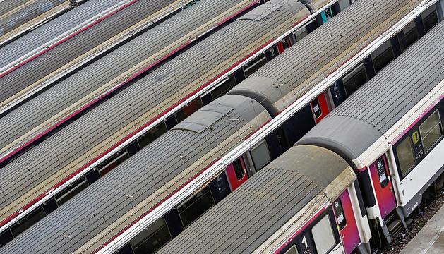 Ferrocarrils francesos.