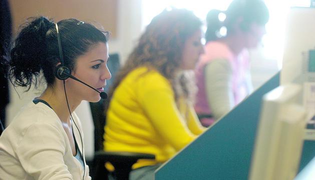 L'atur femení baixa en un punt el tercer trimestre