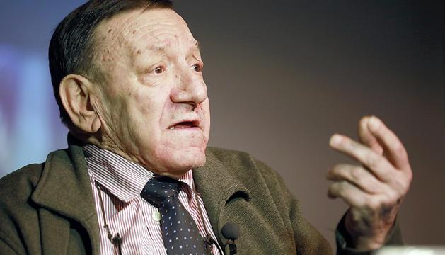 L'escriptor i advocat Antoni Morell, nascut a Barcelona al 1941.