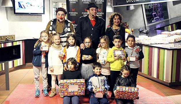 Premis del Gran concurs de dibuix de Pyrénées