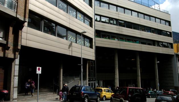 L'escola María Moliner.