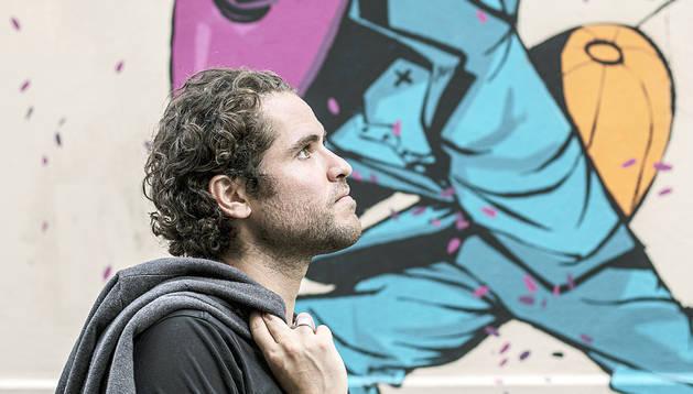 Paul-Alexandre Nicolas és el fundador de Moanin Gallery i comissari de L'Andart 2019