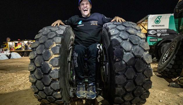 Quart Dakar de Llovera amb èxit
