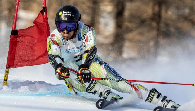 Joan Verdú torna a la Copa d'Europa amb un 42è lloc al gegant de Kirchberg