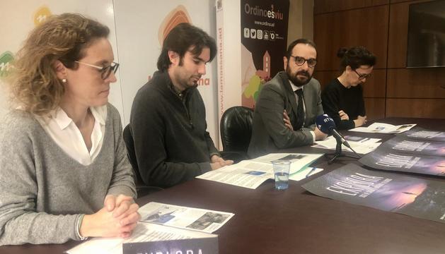 Els consellers del es dues parròquies, Jordi Serracanta i Guillem Forné, han destacat la consolidació del cicle