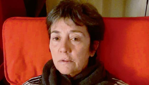 Teresa Font, presidenta de l'associació.