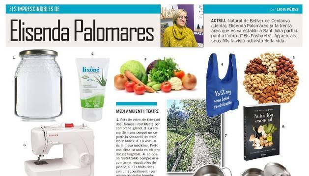 Els deu objectes essencials d'Elisenda Palomares