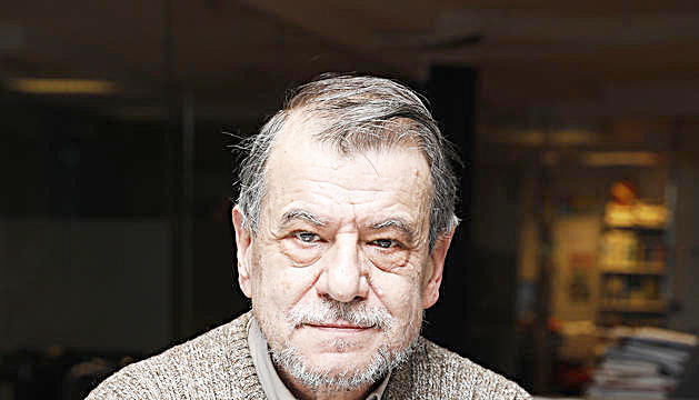 El periodista i escriptor Robert Pastor.