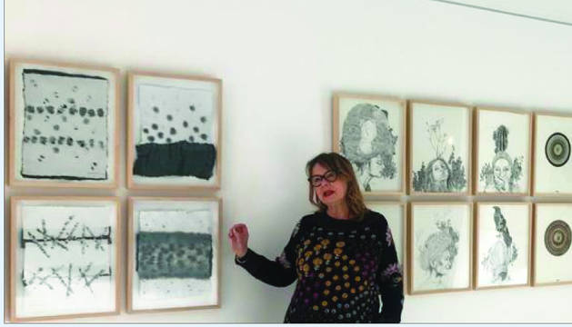 Galeria Taranmana: sis dones artistes