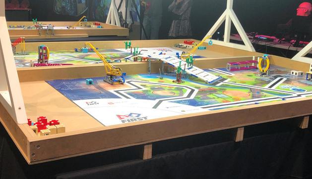 Sermelegos guanya l'edició de la Lego League