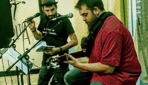 Raúl Parra i Daniel Felices, a la Fada