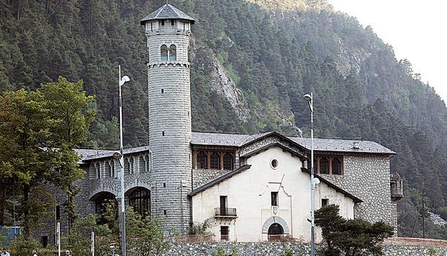 El ministeri de Medi Ambient ocuparà l'edifici de Radio Andorra.