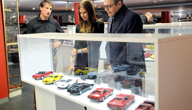 Ferrari, al Museu de l'Automòbil