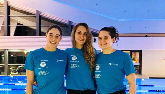 Dos rècords d'Andorra més per a Nàdia Tudó