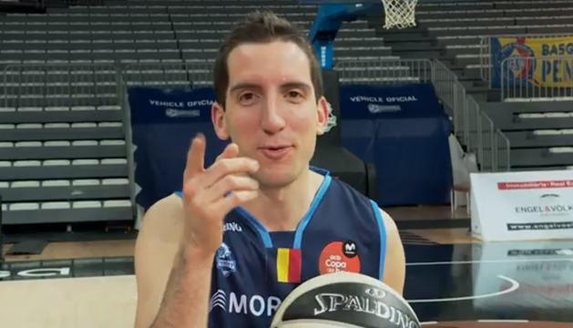 El MoraBanc recorda a Chiquito de la Calzada en el viatge a Màlaga per jugar la Copa del Rei