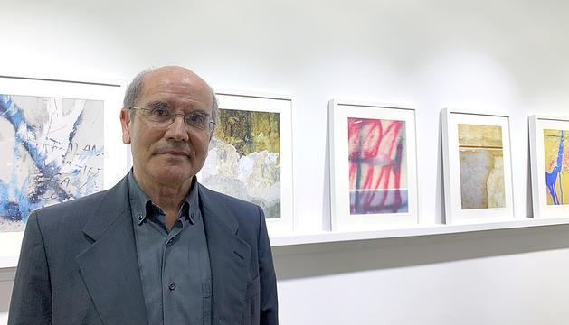 Exposició 'Traces', de Joan Ganyet