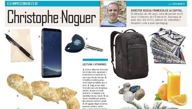 Els imprescindibles de Christophe Noguer