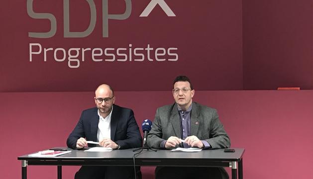 La formació de l'excap de Govern, Jaume Bartumeu, ha convocat una roda de premsa per comentar l'actualitat política