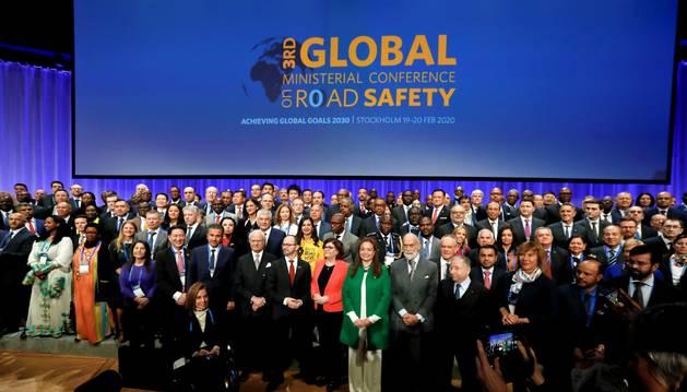 La tercera conferència ministerial sobre la seguretat viària reuneix 1.500 delegats