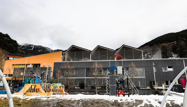 L'edifici de l'Escola francesa d'Ordino no estarà totalment operatiu fins a l'abril
