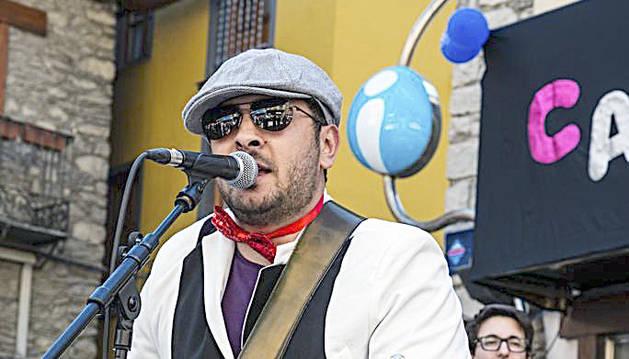 Santiago González, excandidat de terceravia a Encamp