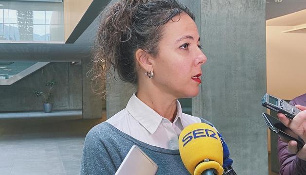 La consellera general socialdemòcrata Judith Salazar