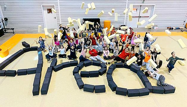 L'Àrea de Jovent d'Encamp va passar la tarda al 360extrem
