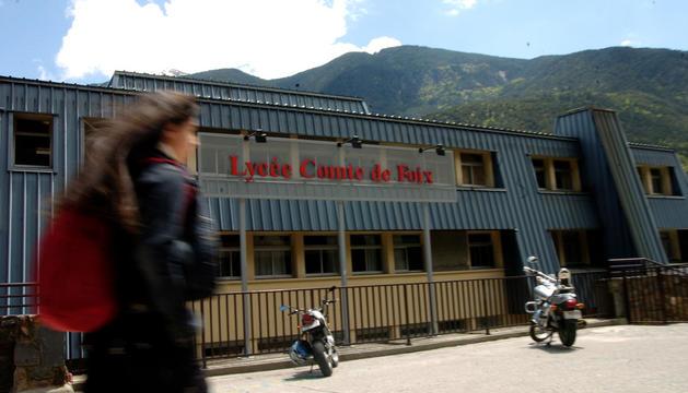 El Lycée Comte de Foix.