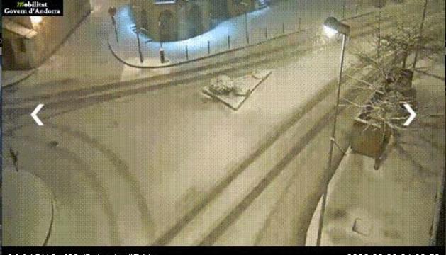 L'estat de les carreteres a Erts