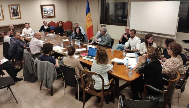 Reunió del gabinet de crisi a Govern aquesta nit