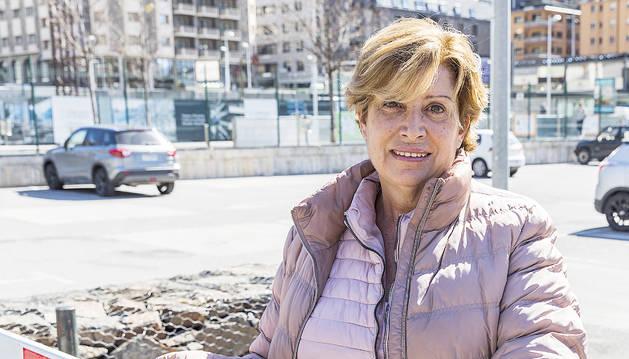 Ana Isabel Morillo té por a conduir per carretera des de fa aproximadament 8 anys.