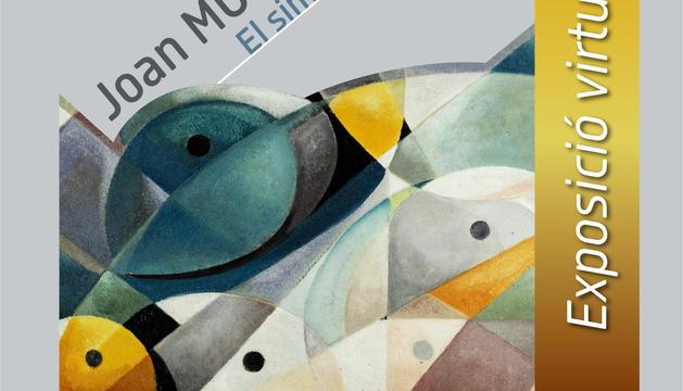 El cartell de l'exposició virtual que s'havia de mostrar a l'Artalroc