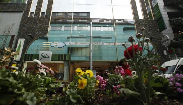 Façana de la Perfumeria Júlia