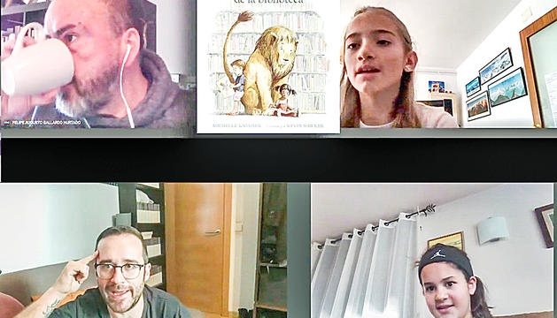 L'escola andorrana de Canillo ha impulsat un canal de Youtube que comunica professors i alumnes.