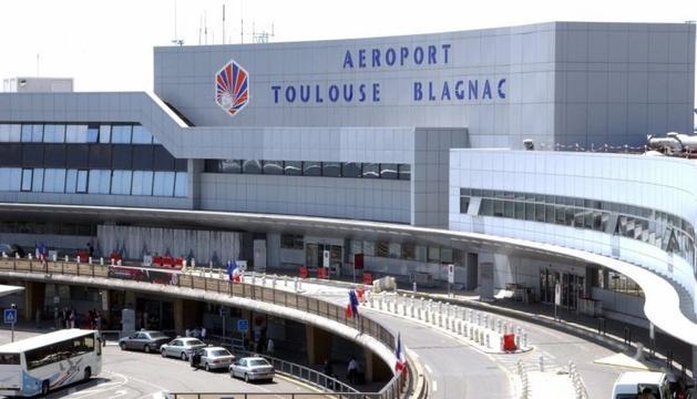 L'aeroport de Tolosa