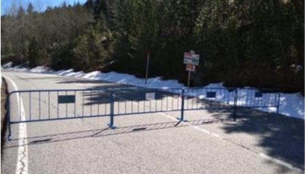 Vallnord tanca els accessos a les pistes