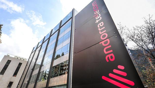 Andorra Telecom ha sumat clients en tots els serveis