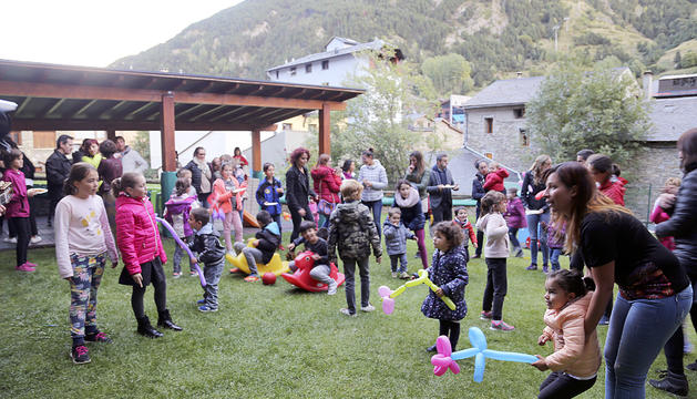 `Una festa de l'escola bressol de Canillo.
