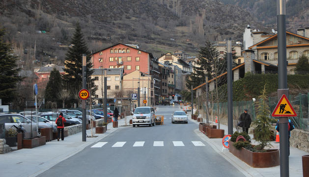 Els fets van ocórrer a l'avinguda JoanMartí.