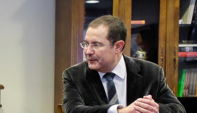 El notari Josep Estañol.
