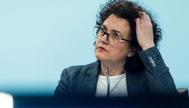La ministra de Funció Pública, Judith Pallarés.