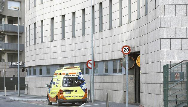 A l'hospital hi ha tres ingressats.