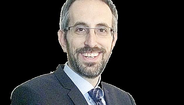 L'advocat Xavier López Horischnik.